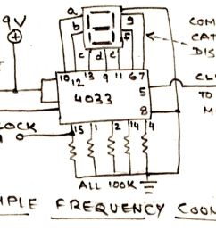 simple frequency counter circuit [ 1200 x 832 Pixel ]