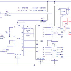 Dtmf Decoder Ic Mt8870 Pin Diagram 3 Way Switch With Dimmer Wiring Circuit Telephone Circuits Next Gr Remote Control