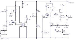 transmitter circuit Page 8 : RF Circuits :: Next.gr