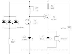 infrared circuit Page 5 : Light Laser LED Circuits :: Next.gr