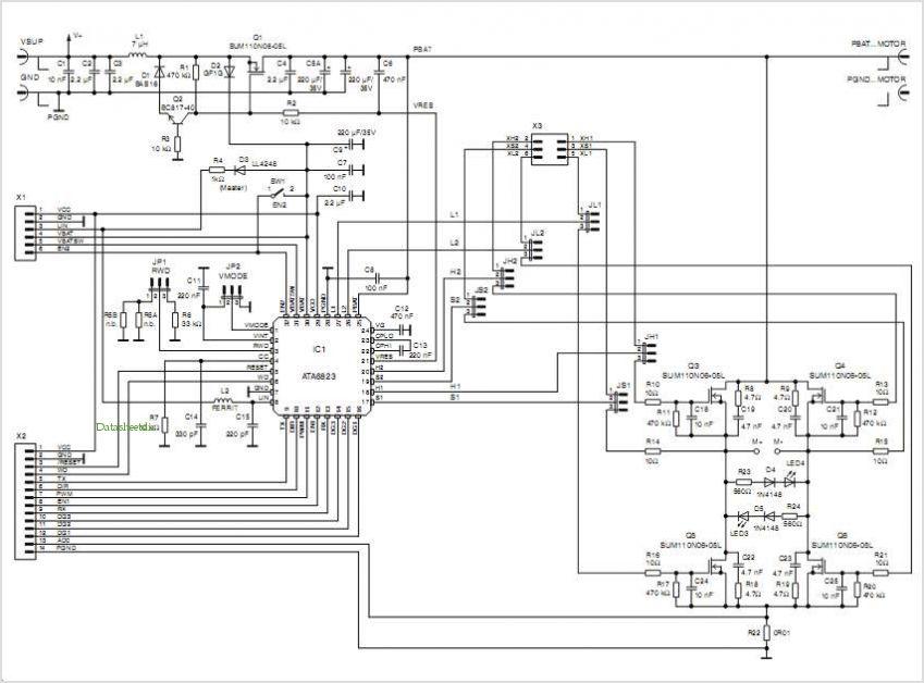 N Channel Mos Fet Wiring Diagram Nand Circuit Diagram