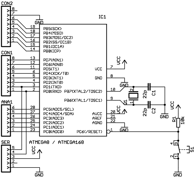 arduino circuit Page 9 : Microcontroller Circuits :: Next.gr