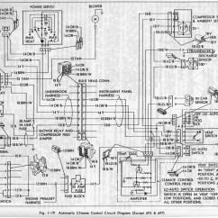 Home Ac Compressor Wiring Diagram Nissan Sentra Color Codes Electrical-diagram 1967 And 1958 Cadillac Eldorado : Repository - Next.gr