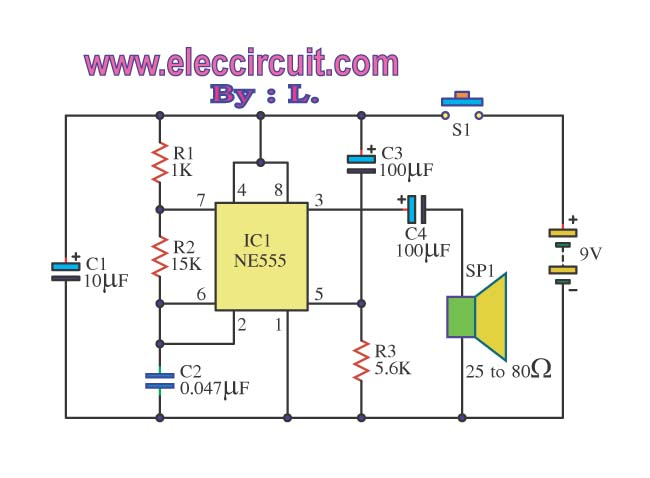 Circuit Diagram Buzzer On Doorbell The Full Wiki
