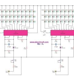six led stereo vu display circuit diagram wiring diagram yer six led stereo vu display circuit diagram [ 1200 x 889 Pixel ]