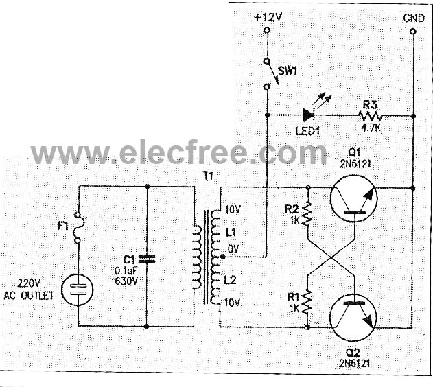 inverter circuit Page 7 : Power Supply Circuits :: Next.gr