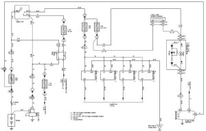 Toyota vios ecu wiring diagram