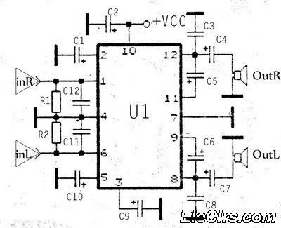audio amplifier circuit Page 13 : Audio Circuits :: Next.gr