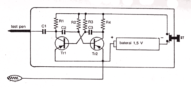 > rf > Jammer Circuits > Audio Jammer Noise generator