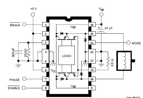 servo motor circuit Page 3 : Automation Circuits :: Next.gr