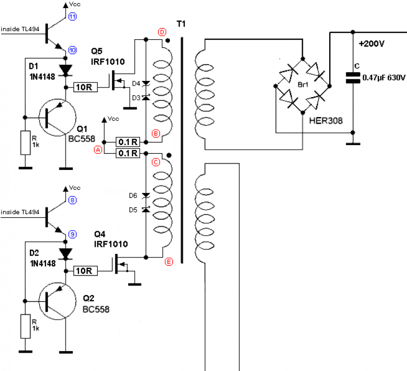 free energy circuit Page 6 : Power Supply Circuits :: Next.gr