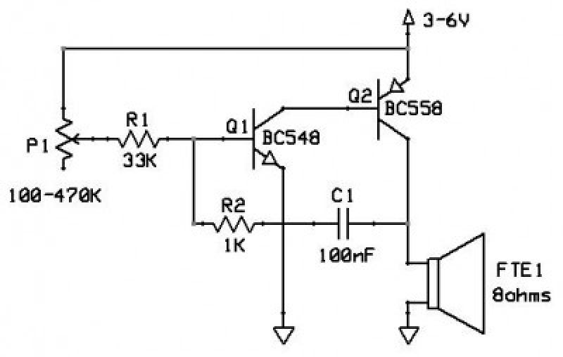 beeper buzzer circuit Page 2 : Audio Circuits :: Next.gr