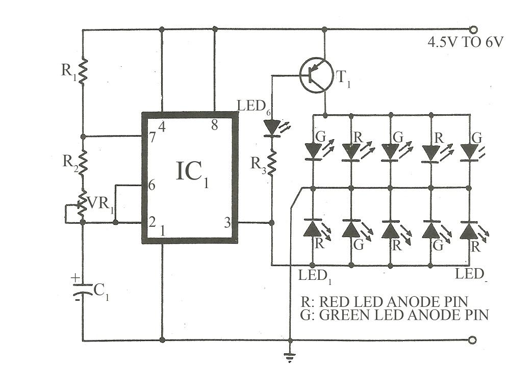 4 wire flasher diagram