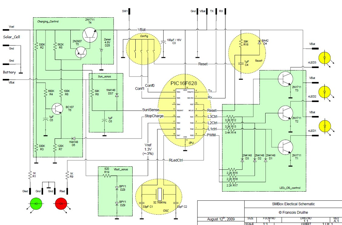 solar cell circuit Page 3 : Power Supply Circuits :: Next.gr