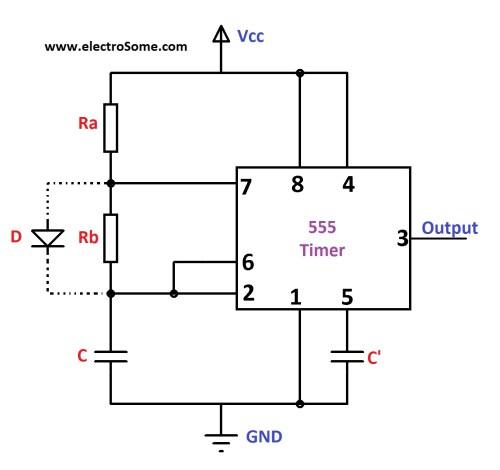 small resolution of astable oscillator circuit page 3 oscillator circuits next gr led diode circuit diagram on 555 oscillator circuit diagram