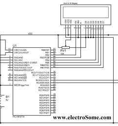 digital clock pic microcontroller ds1307 [ 3976 x 2005 Pixel ]