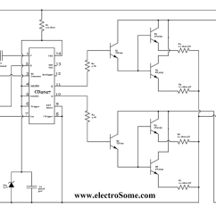 Dc To Ac Inverter Diagram Radio Wiring Harness Gt Circuits Low Power Using Cd4047 L43239 Next Gr