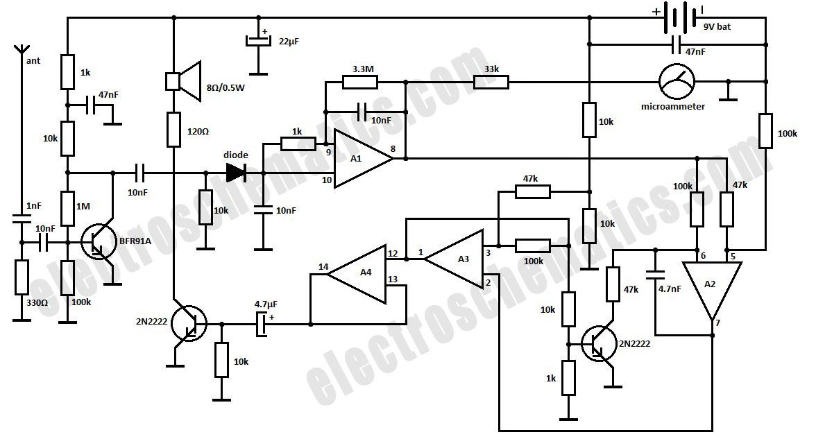 surveillance circuit : Security Circuits :: Next.gr