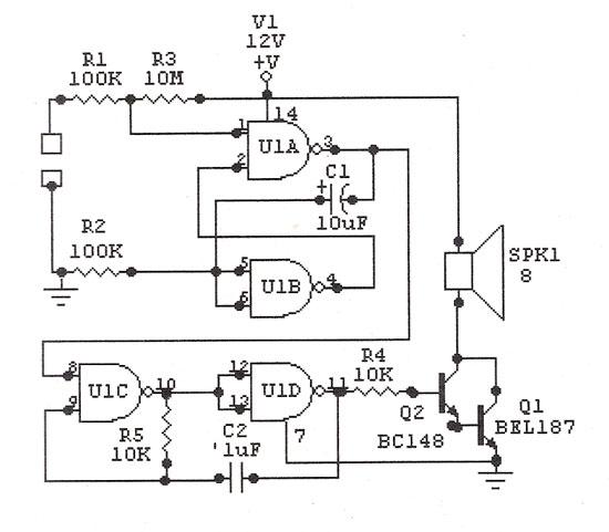 ultrasonic circuit Page 5 : Audio Circuits :: Next.gr
