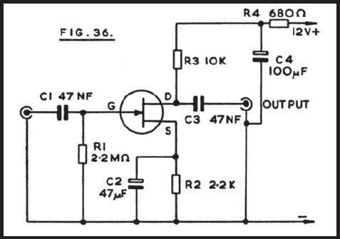 Audio Preamplifiers Circuits Page 5 : Audio Circuits