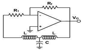 Tank Circuit Oscillator, Tank, Free Engine Image For User