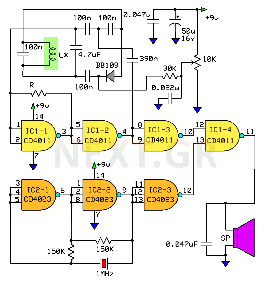 Op Amp Comparator Circuit Schematic Opampcomparatorcircuit