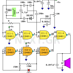 Gold Detector Circuit Diagram Wiring For Home Homemade Ftempo