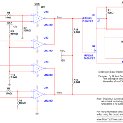 20w Led Driver Circuit Diagram 2000 Jeep Cherokee Radio Wiring Solar Tracker Repository Next Gr