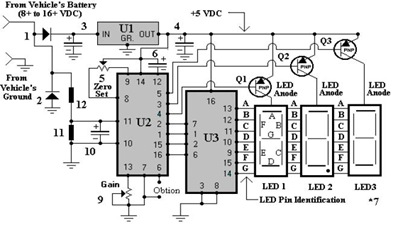 voltmeter circuit Page 3 : Meter Counter Circuits :: Next.gr