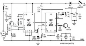 > circuits > 800W high power mosfet amplifier Schematic