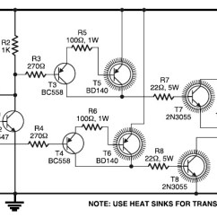 S Drive Wiring Diagram 1996 Ford Explorer Sport Radio 1000 Watt Inverter Circuit Diagrams Light Schematic
