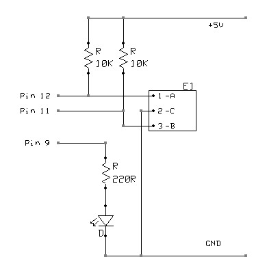 sine to square circuit : Converter Circuits :: Next.gr
