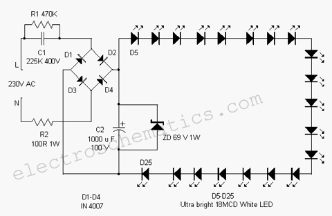 led circuit Page 6 : Light Laser LED Circuits :: Next.gr