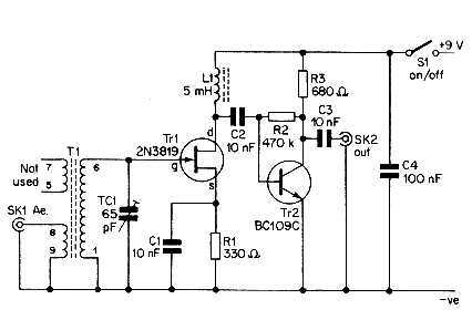 antenna circuit : RF Circuits :: Next.gr