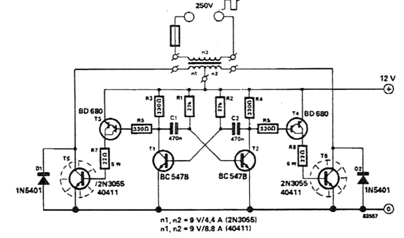 12v dc to 9v converter circuit diagram seymour duncan wiring diagrams stratocaster inverter page 8 : power supply circuits :: next.gr