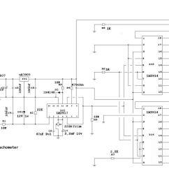 Diy Wiring Diagrams 1984 Toyota Pickup Radio Diagram Gt Circuits Led Tachomter Rpm Gauge L45689 Next Gr