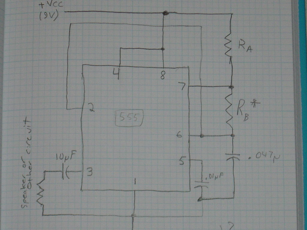 Square Wave Oscillator Circuit Page 4 Oscillator