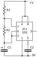 pierce oscillator circuit : Oscillator Circuits :: Next.gr