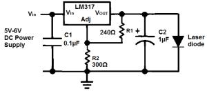 Laser Diode Circuit under Repositorycircuits 46706