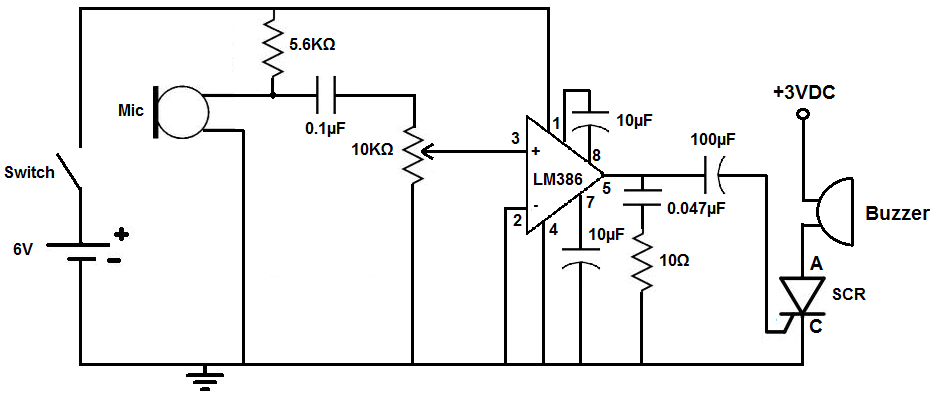 Flame Detector Photocell Wiring Diagram Simple Photocell