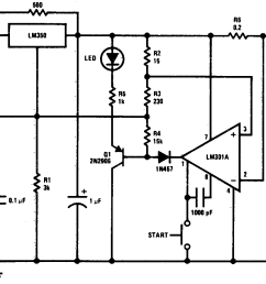 12v battery charger circuit with overcharge protection [ 1187 x 890 Pixel ]