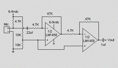 Audio Preamplifiers Circuits Page 11 : Audio Circuits