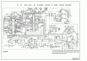 circuit diagram of lcd tv video system under Repository