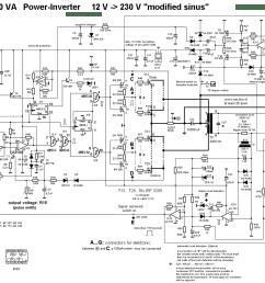 3000w power inverter 12v dc to 230v ac inverter circuit  [ 1600 x 1096 Pixel ]