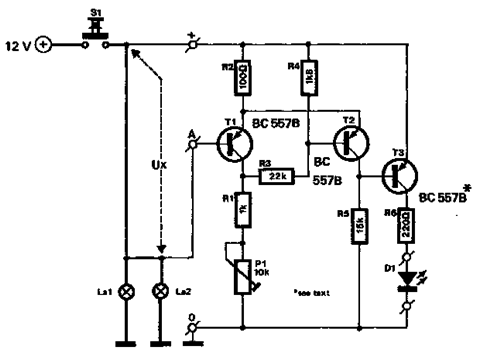 cars brake lights monitor circuit under Repository
