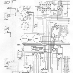 Wiring Connection Diagram Ford Alternator Internal Regulator Gt Circuits 1976 Dodge Aspen L31613 Next Gr