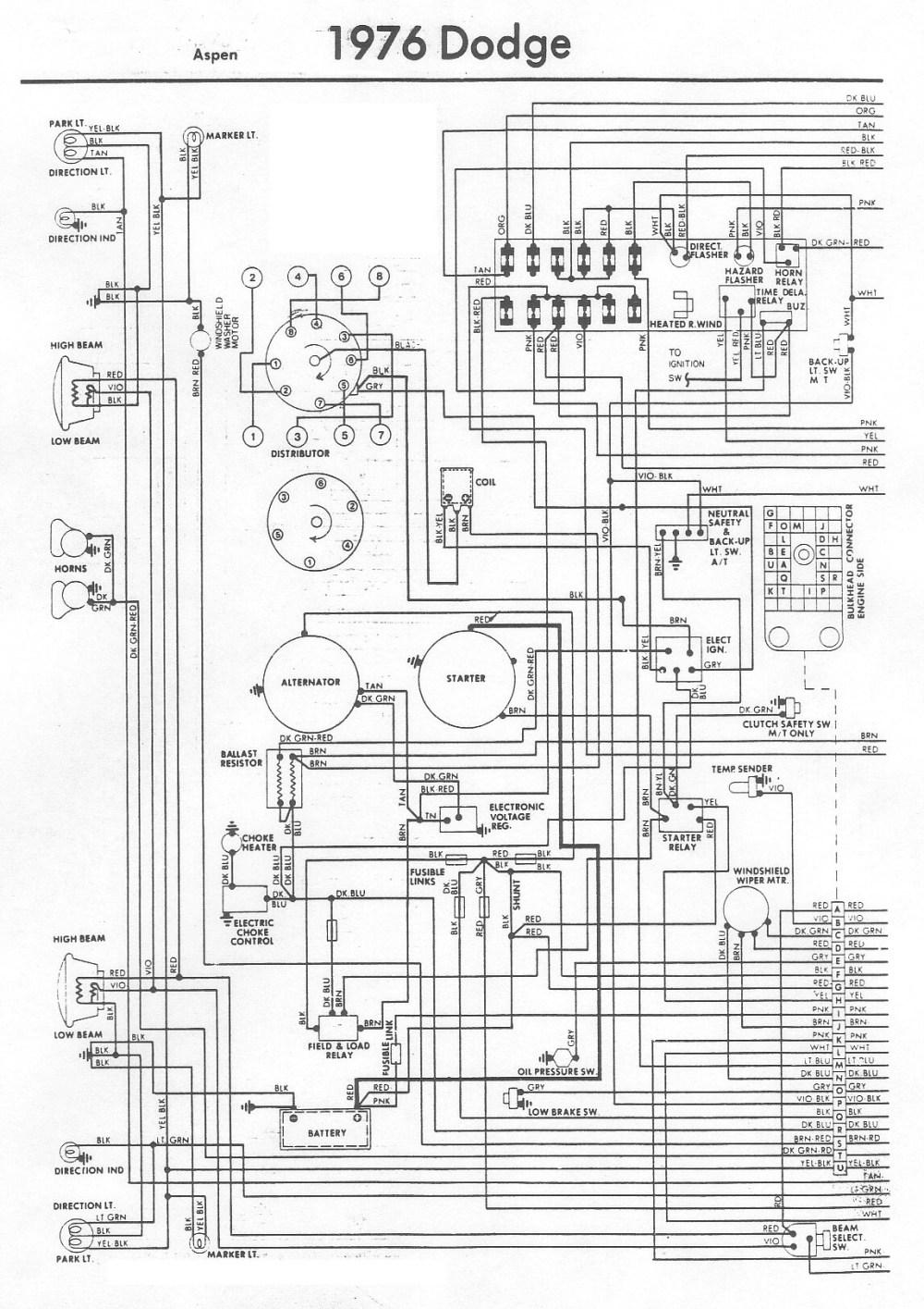 medium resolution of 76 dodge power wagon wiring schematic wiring library 78 dodge wiring diagram