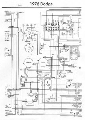 76 Dodge Power Wagon Wiring Schematic | Wiring Library