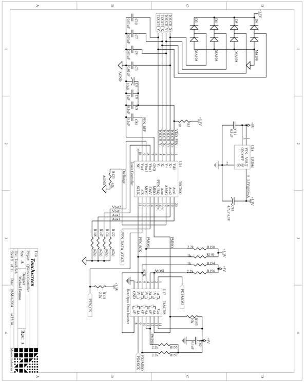 68HC11 circuit : Microcontroller Circuits :: Next.gr