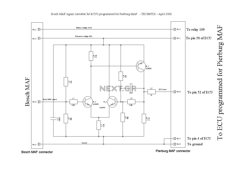 mass air flow sensor wiring diagram vectra c radio gas circuit page 2 sensors detectors circuits